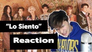 Video | SUPER JUNIOR 슈퍼주니어 'Lo Siento (Feat. Leslie Grace)' MV REACTION | First reaction to Super Junior MP3, 3GP, MP4, WEBM, AVI, FLV Juli 2018