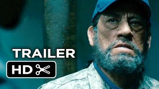 Badasses On The Bayou Official Trailer 1  2014    Danny Trejo  Danny Glover Action Comedy Hd