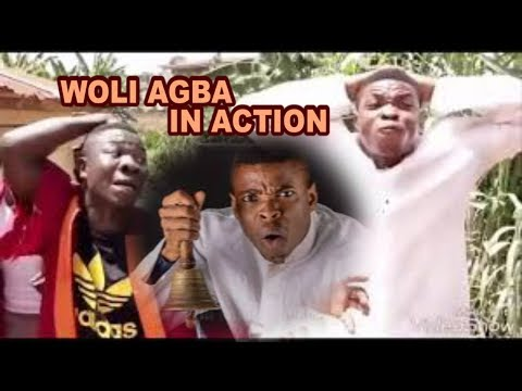 WOLI AGBA IN ACTION LATEST COMEDY 2018