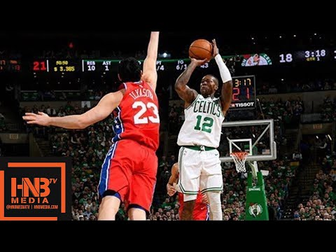 Philadelphia Sixers vs Boston Celtics 1st Half Highlights / Game 1 / 2018 NBA Playoffs - Thời lượng: 5:32.