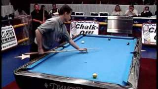 The 2008 U.S. Open 9-Ball Championship: Match 1 = Rodney Morris Vs. Danny Harriman