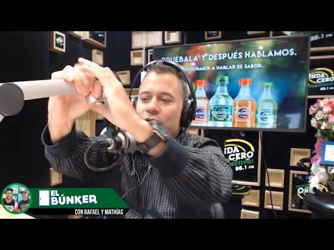 El Búnker con Rafael y Mathias 05-05-17