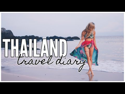 My Solo Trip To THAILAND