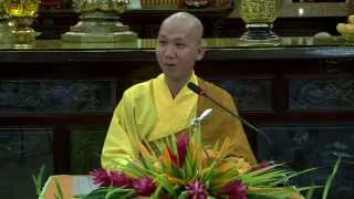 Phật Học Thường Thức Kỳ 14 - Ý Nghĩa Nghe Pháp
