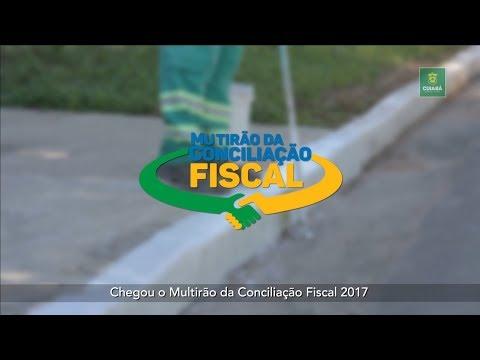 Mutirão da conciliação fiscal - Cuiabá