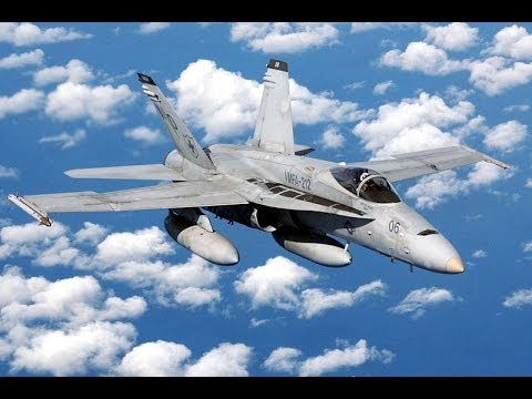 Boeing FA-18 Hornet Anatomy of...
