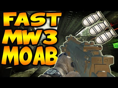 cod mw3 - Call of Duty Modern Warfare 3 Moab - Can we get 2000 Likes? COD MW3 Triple MOAB - http://youtu.be/YKCtoV608Qc Comment below and like the video if you want to...