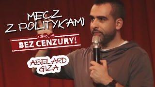 MECZ Z POLITYKAMI - Abelard Giza