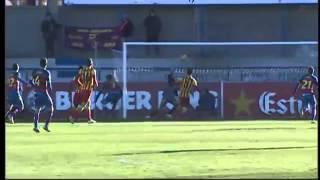 UE Llagostera 1 - 0 FC Barcelona B [22-02-2015] All Goals UE Llagostera 1 - 0 Barça B [22-02-2015] All Goals UE Llagostera 1 - 0 Barcelona B [22-02-2015] All...