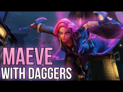 Paladins Song - Maeve With Daggers feat. Syraphic