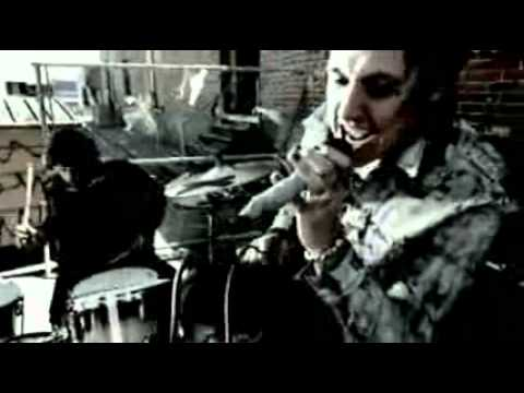 Paparoach- Kick In The Teeth (official Music Video)