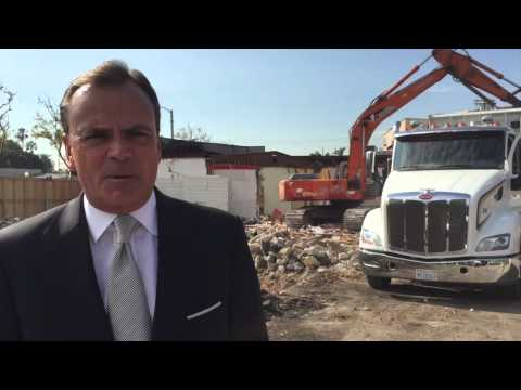 Swarthmore Demolition with Rick Caruso