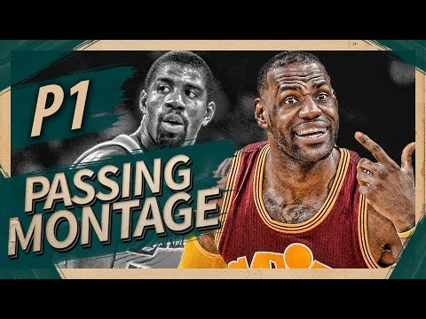 LeBron James UNREAL Offense Passing Highlights 2016/2017 (Part 1) - The BEAUTY!
