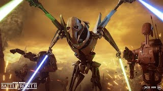 Star Wars Battlefront II: General Grievous – Community Update