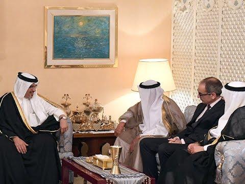 نائب جلالة الملك: نقدر كافة الجهود الوطنية التي تصب في تحقيق التنمية المنشودة ومضاعفتها في المرحلة المقبلة أمر مهم