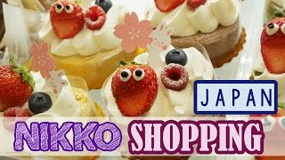 Nikko Japan  city photos : Japan Vlog: Shopping in JAPAN | Exploring Nikko - Tochigi | KimDao in JAPAN