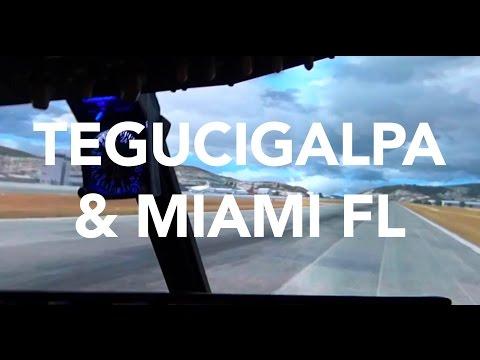 Resumen Tegucigalpa Honduras y Miami FL.  - Miel San Marcos