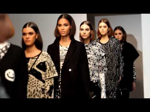 Dévastée AW 13 Paris fashion week.