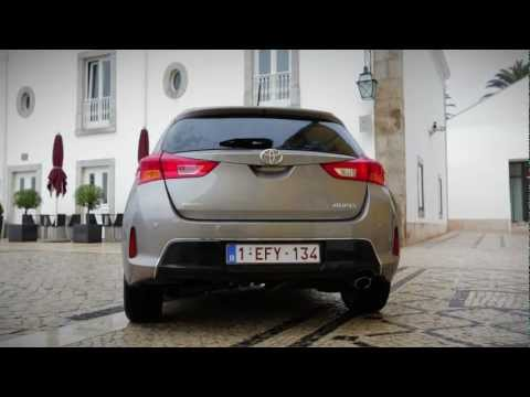 New Toyota Auris 2013 – Which? first drive