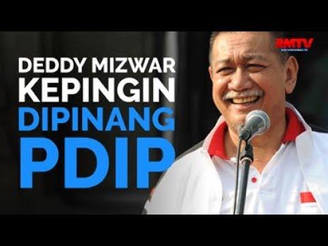 Deddy Mizwar Kepingin Dipinang PDIP