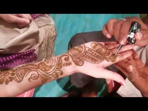 Henna Tattoo Designs, Arabic Mehndi Design for Hands