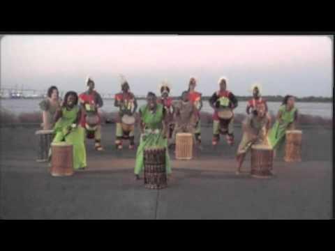 Wona Womalan West African Drum & Dance Ensemble Promo