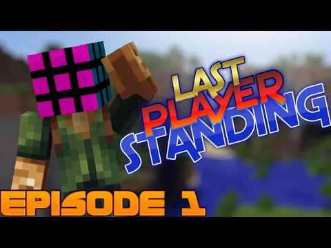 "Last Player Standing - Minecraft Gameshow - Episode 1 - ""all For One!"""