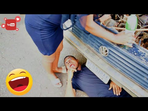 World Best Mechanic (mark Angel Comedy) (episode 208)  (east Comedy)