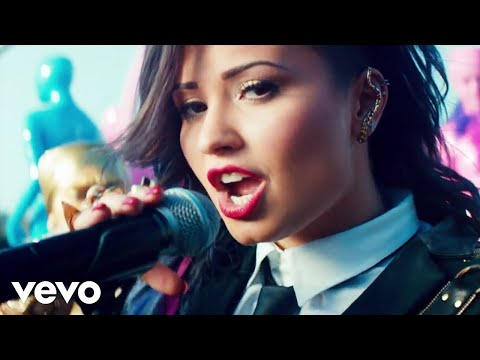 Demi Lovato – Really Don't Care (Official Video) ft. Cher Lloyd
