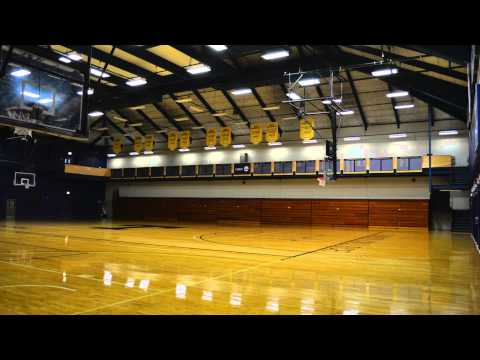 Trinity's Oosting Gymnasium Gets Makeover
