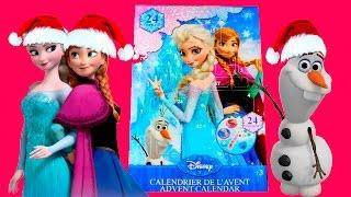 Nonton Anna Elsa Y Olaf De Frozen Calendario Con Juguetes Film Subtitle Indonesia Streaming Movie Download