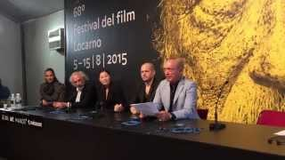 The day he Arrived and won. Long Live Mr Hong!. Locarno 2015 / RIGHT NOW, WRONG THEM