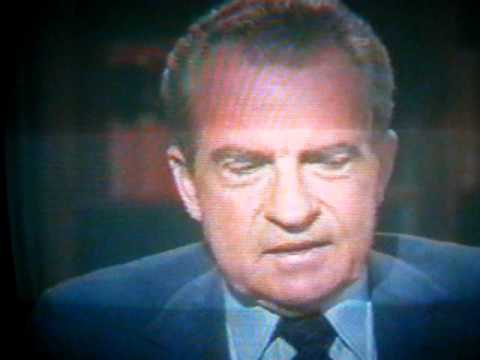 NIXON jokes about LBJ killing JFK