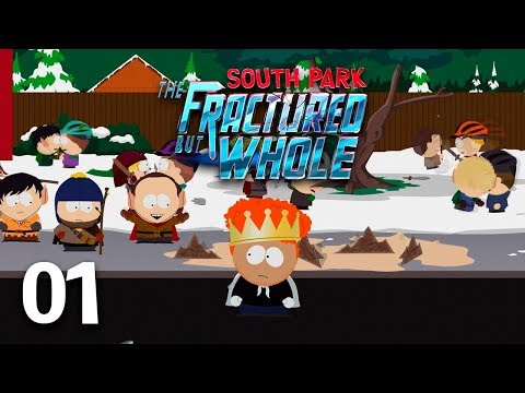South Park: The Fractured but Whole - Прохождение pt1
