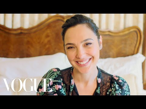 73 Questions With Gal Gadot   Vogue