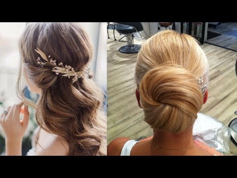 Hairstyles for short hair - Simple Hairstyle For Girl For Everyday   Part 6