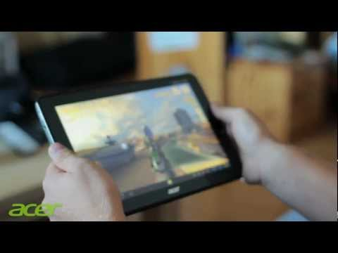 Acer ICONIA Tab A700 und A701 Full-HD Tablet