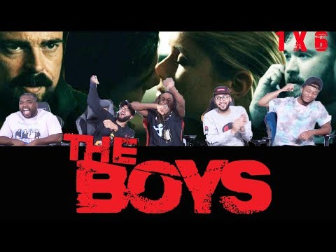 "The Boys 1 x 6 Reaction! ""The Innocents"""