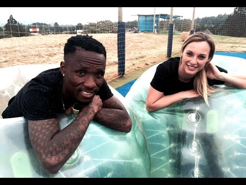 Top Billing features skiing with Majozi and soccer with Teko Modise