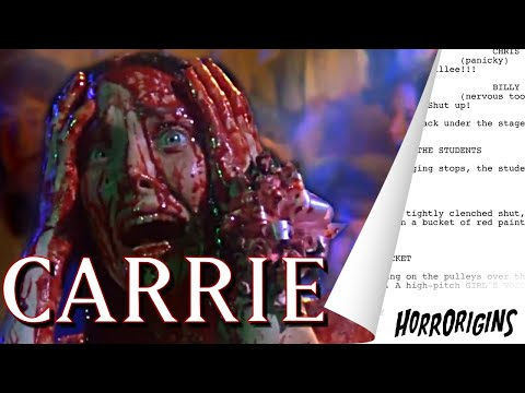 Carrie (1976) - Prom   Screenplay to Screen