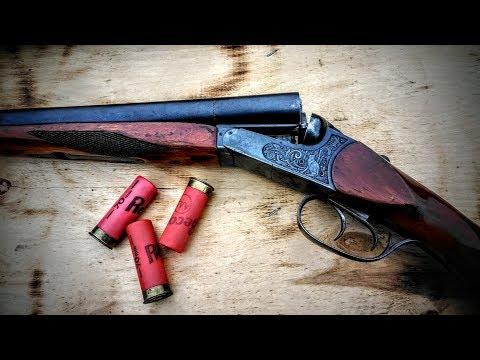 Оружие иж 58 12 калибр