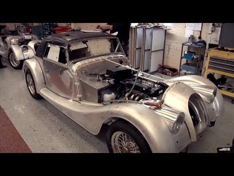 Morgan Motor Company: The Most Honest Car Factory in the World  – /DRIVEN