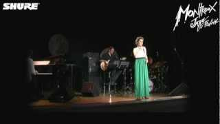 Shure Montreux Jazz Voice Competition 2012 - Semi-Finals - Elena Mindru