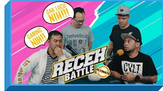 Video RECEH BATTLE : PANDJI VS MAJELIS RECEH INDONESIA MP3, 3GP, MP4, WEBM, AVI, FLV Oktober 2018