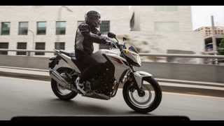 3. 2014 HONDA CB500F Price and Specs