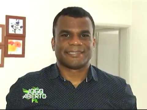 [JOGO ABERTO PE] Nilson Correia, ex-goleiro do Santa Cruz vira treinador do Flamengo de Arcoverde