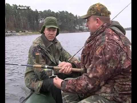 Чоловічі розваги в Червоній Калині. Ловля щуки з човна.Частина 1 [ВІДЕО]
