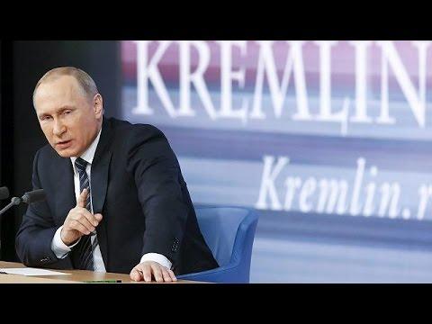 Σκληρή γλώσσα Πούτιν κατά Τουρκίας – Εχθρική πράξη η κατάρριψη του Σουχόι