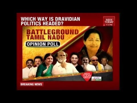 Tamil Nadu Opinion Poll 2018 : Tamil Nadu's Future After Rajinikanth's Political Entry | Part 1