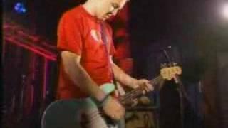 Blink 182 - Adam's Song Live (MTV Fanatic)
